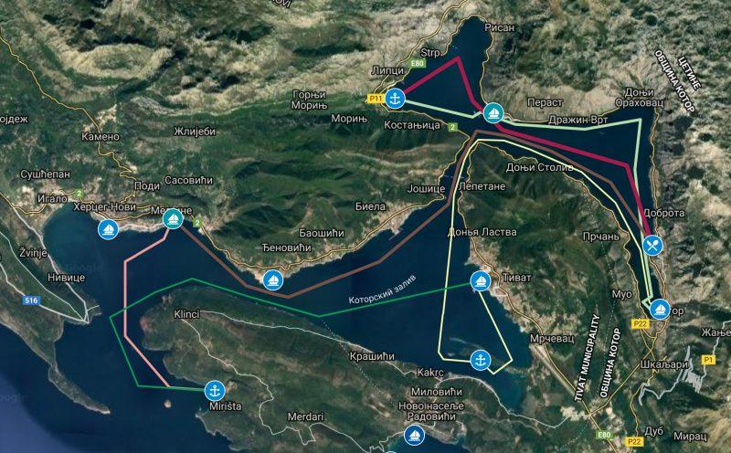 Семейный яхтинг в Черногории. Академия юных мореплавателей — 4-я смена